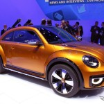 ワーゲン(VW)ビートルのSUV『デューン(DUNE)』が登場!可愛いかった面影なし!?
