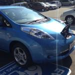 【東京~富士山】日産電気自動車(EV)リーフ(LEAF)でドライブデート