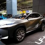 レクサス(LEXUS)新型SUV『LF-NX』の姿が公開!?高評価な外観に内装(インテリア)の期待も高い!!