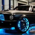 マイクロソフトが「フォード(Ford)マスタング(Mustang)」をvip車以上にかっこよくコラボカスタム!