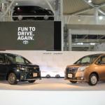 トヨタ(TOYOTA)がノア(noah)とヴォクシー(voxy)フルモデルチェンジ新型を発表!内装(車内)と燃費の向上は?