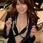 ヤンキーも大好き!車と女(ギャル)!東京オートサロン2014、セクシーコンパニオン(キャンギャル)