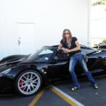 世界で5台ヘネシー・ヴェノム・GT・スパイダー!エアロスミス (Aerosmith)スティーヴン・タイラーのロック過ぎる愛車センス!