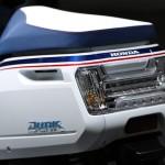 ホンダ(Honda)が新型原付「Dunk(ダンク)」を発表!尻がフュージョンっぽい!カスタムは?