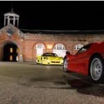 爆音車!vipでヤンキーも憧れるフェラーリ(Ferrari)F50のエンジン音!