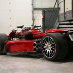 「ワズマ(Wazuma)V8F」フェラーリ(Ferrari)V8エンジンを搭載したフルカスタム4輪バイクがいかつい!旧車會も追いつけない!?