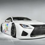 レクサス(LEXUS)「RC F」をレーシングカー仕様のフルカスタム!コンセプトモデル「RC F GT3 concept」世界初公開!