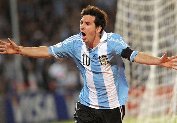 W杯アルゼンチン代表プロサッカ...