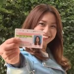 大島優子が愛車にYAMAHA(ヤマハ)新型トリシティ125三輪バイクをゲット!二輪(バイク)免許無事取得!!