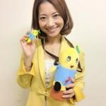 弁護士大渕愛子が愛車FIAT(フィアット)500GELATO(ジェラート)を見積もり274万円(ふなっしー)で購入!!愛車はふなっしーカー(車)