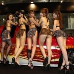 カスタム車とセクシーギャルコンパニオン!東京オートサロン2015もギリギリ攻めまくり!!