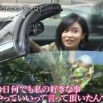 小島瑠璃子(こじるり)がレンタカーのベンツオープンカーで愛車風ドライブデート!!